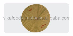 STRAW HAT - LEAF CONICAL- FASHION- NICE STYLE- BEST PRICE