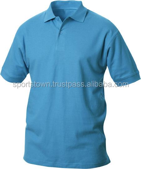 2015 Customize Man's Polo Shirt Wholesale, Cheap plain design men's and women polo shirt