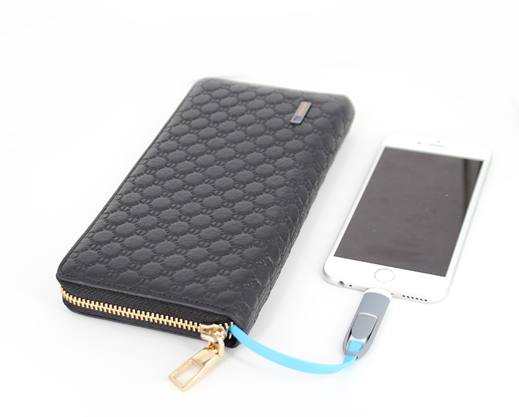 high quality wallet leather case for samsung galaxy s5 active Anti-theft leather wallet