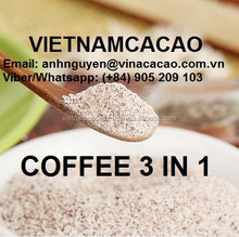 Instant Coffee 3 in1 mix best selling I anhnguyen@vinacacao.com.vn