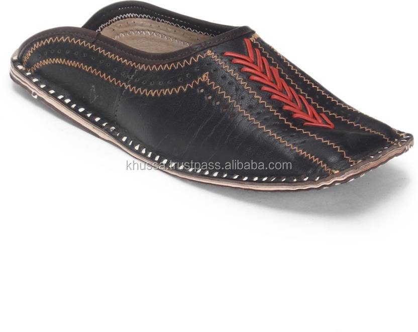 Handmade Rajasthani Boot Style Sandal For Men sandals men leather