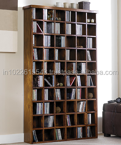 Sheesham Wood Multidrawer Book Shelf,Sheesham Wood Furniture