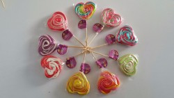Candydo Heart Lollipop