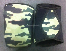 Camo Women Knee Sleeve, Ladies camo Knee pads, shin sleeve and elbow guard Body lifting