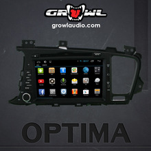 "OEM ANDROID HEAD UNIT 8"" CAPACITIVE TOUCH FIT FOR KIA OPTIMA K5 MAGENTIS 2011-2014"