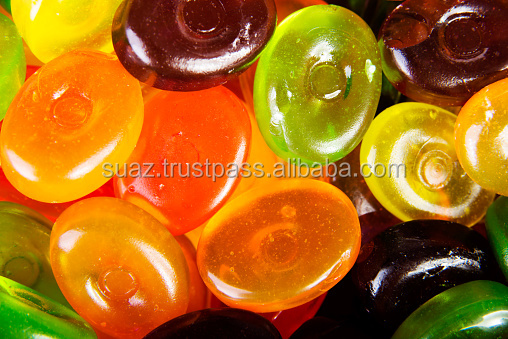 Coconut Flavor Candy , Bulk Fruit Candies , Cheap Fruit Flavored Candies
