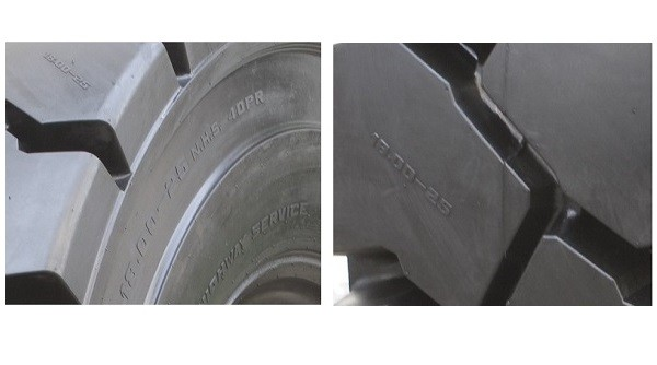 Port Use Tires heavy duty truck tyre with good price 18.00-25 PR40 PR44