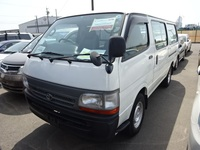 Exellent condition and Reliable used toyota hiace van manual petrol for industrial use