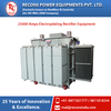 25000 Amps Highly Energy Efficient Electroplating Rectifier