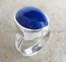 falak gems lapis Silver Jewelry Ring, Fine Silver Jewelry, Handmade Silver