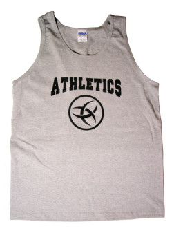 Celeritas Sports grey athletics tank top