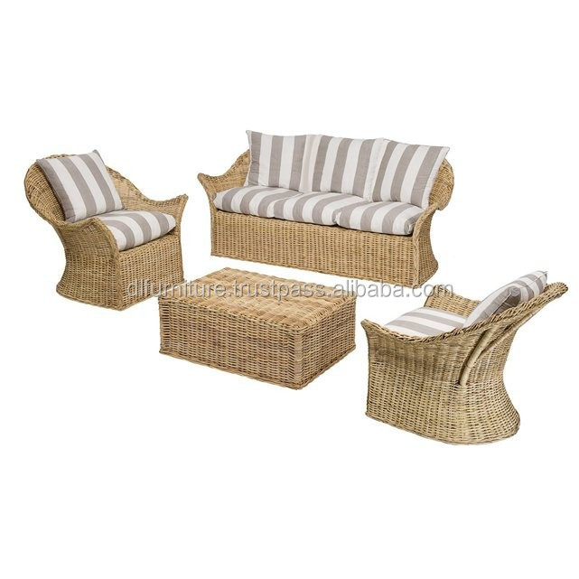 Best quality 2015 new product furniture outdoor rattan garden sofa