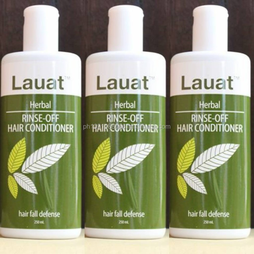 LAUAT HAIR TREATMENT ANTI-HAIRFALL CONDITIONER 3 250ML BOTTLES