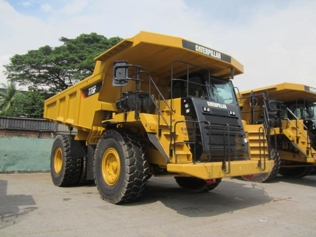 NEW CAT 775F OFF HIGHWAY TRUCK FOR SALE