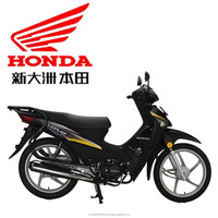 100cc scooter SDH(B2)100-43 with Honda patented electromagnetic locking system