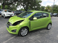 USED CARS - CHEVROLET SPARK LS - FRONT (LHD 820359)