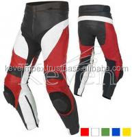 Red And White Color Motorbike Pants, Motorbike suit , Motorcycle suit,2016