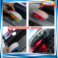 Hot gifts 3D blank sublimation mouse,3d sublimation mouse,blank wireless mouse for printing