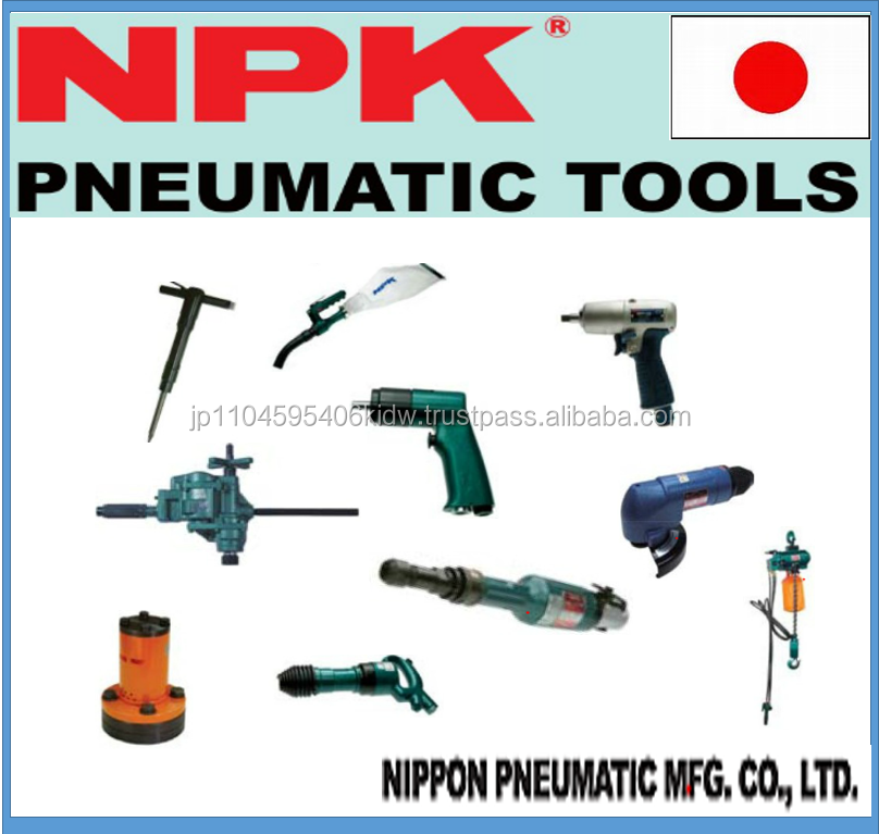 Easy to use magic wrench NPK impact wrench for industrial use
