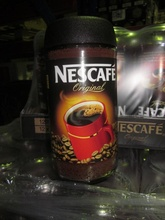Nescafe original tarro