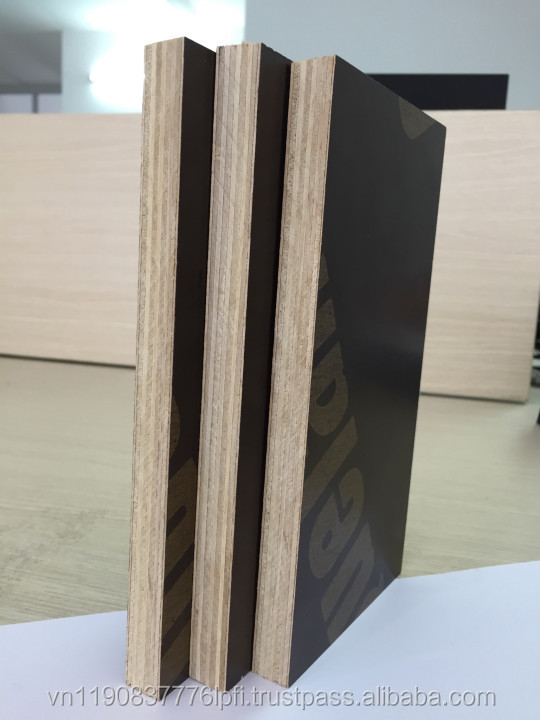 High quality - made in Viet Nam Tego/Marine 18 mm Film faced Plywood