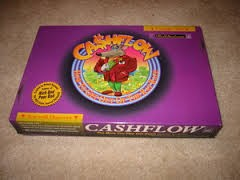 CASHFLOW BOARD GAME BRAND NEW