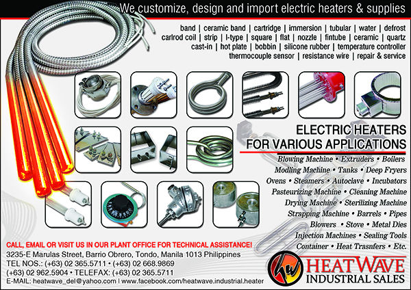 Industrial Heaters and Electric Heater