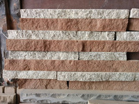 Silver Red Culture / Natural Stone / Wall Cladding