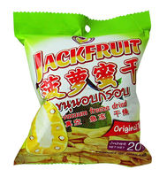 Vacuum Freeze dried Jackfruit 20 g by Thai Ao Chi Fruits