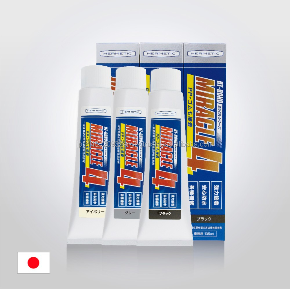 High quality multiple use quick-dry rubber-based Japan glue with urethane resin