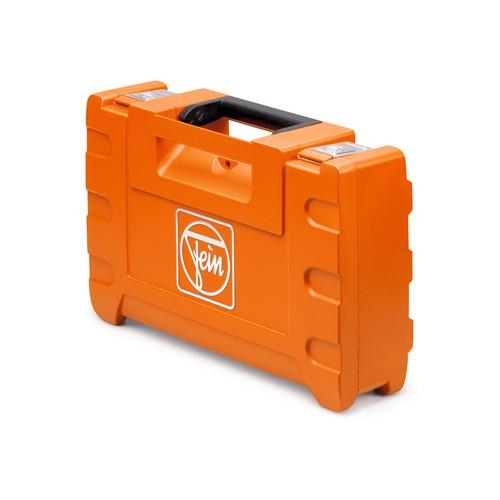 Fein 33901131980, Plastic Carrying Case with Practical Interior Divisions, Empty