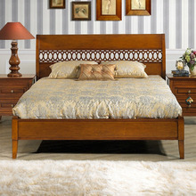 korean bedroom furniture design pictures of wood double bed