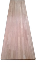 Meranti Butt / Finger Joint Laminated Board / Panel / Worktop / Counter Top / Table Top