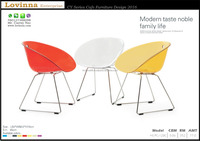 Modern Chair, Ghost Chair, Lovinna 2016 Chair, Singapore Modern Chair, PP Chair