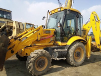 Used JCB 3CX Backhoe Loader With JACK HAMMER /JCB 3CX 4CX /CASE 580M Backhoe Loader