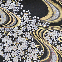 Beautiful and Classic Japanes Kimono brocade fabric for handicraft, OEM available, popular items in Europe