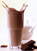 starch enhance dairy flavour to Chocolate Flavored Milk