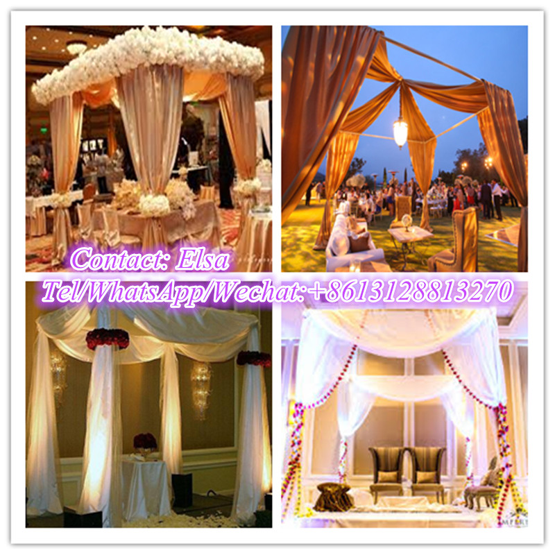 Hot sale nigeria and indian wedding tent decorations from China factory