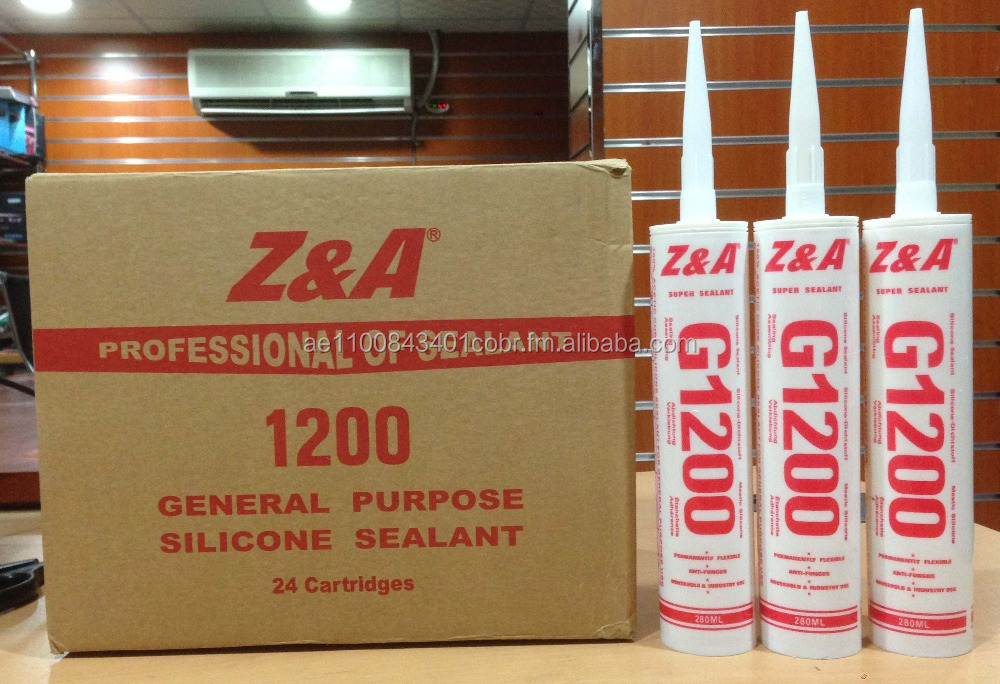 G1200 Silicone Sealant (MADE IN UAE)
