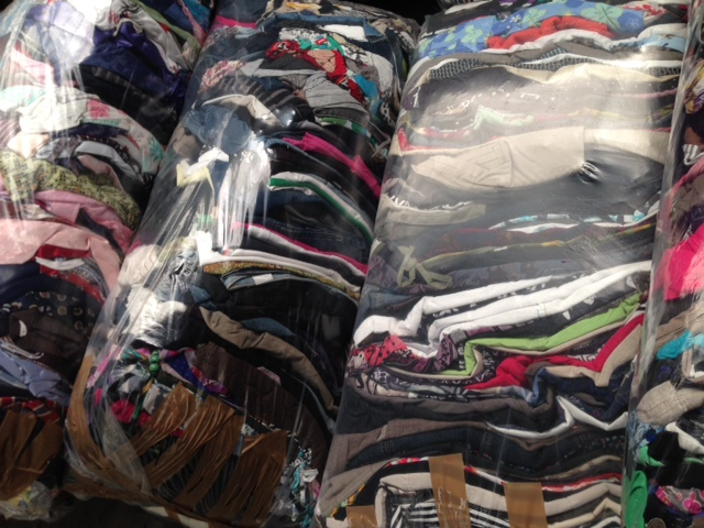 Used Clothes clothing extra quality