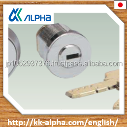 Japanese high security and quality Industrial lock, difficult to make injustice spare key