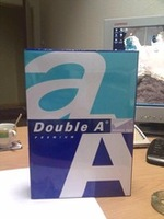 High Quality Double A A4 Copy Paper 80G a a4 80gsm 210mm x 297mm