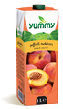 Peach Nectar Juice 1lt