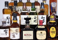 High-quality delicate whisky flavoring liquor from Japanese popular brands