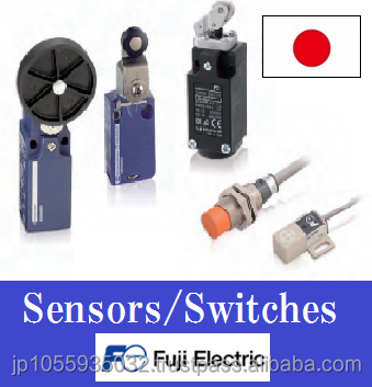 Fuji Electric / Inductive proximity switches