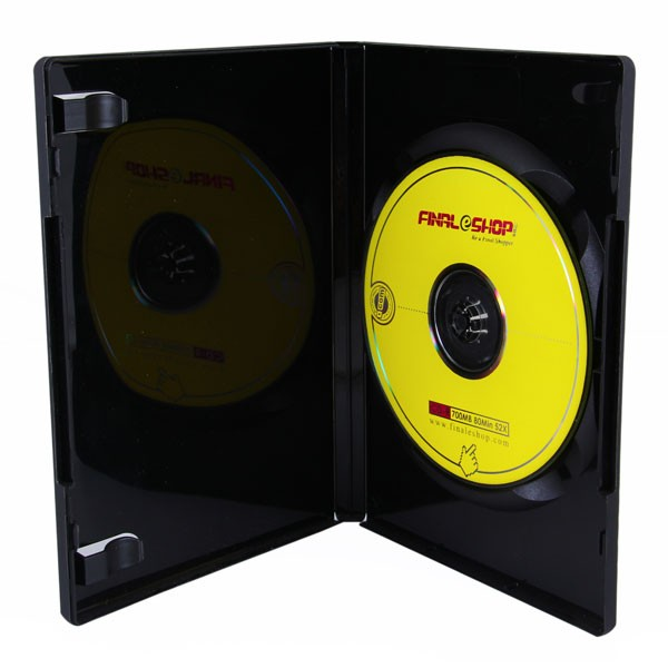 14 mm DVD Case