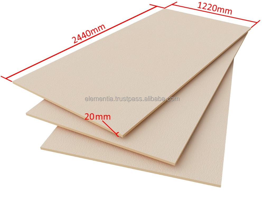 High Resistance - Resistant - Durable - Eternit Fiber Cement Board 20mm