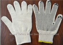 Cotton Gloves / PVC Dotted Cotton Gloves