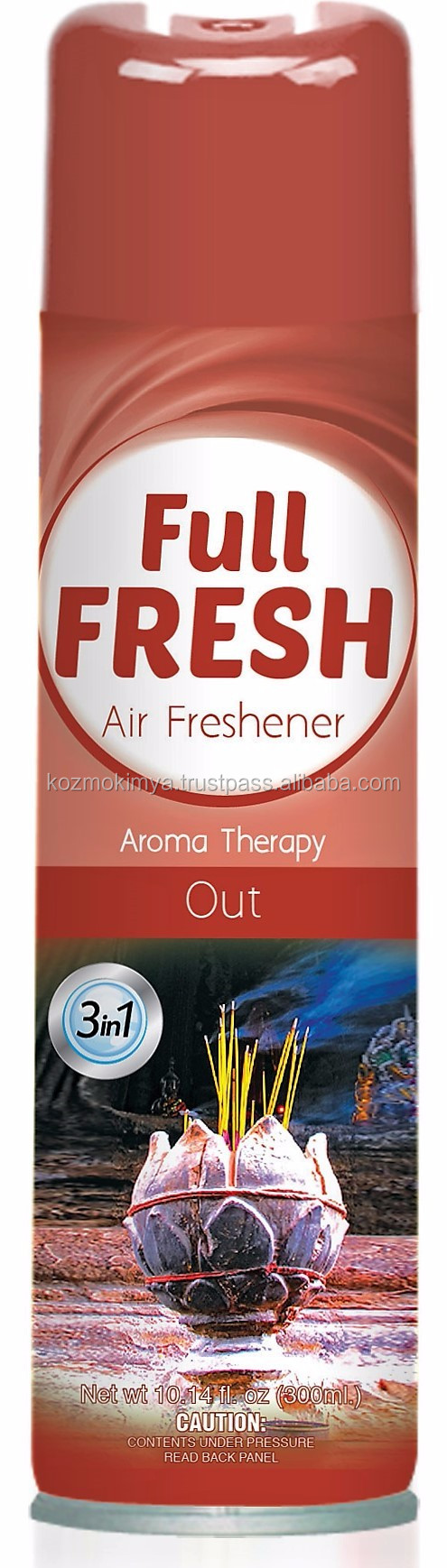 300ml Aroma Therapy Oud Air Freshener