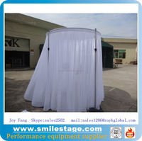 Telescopic Pipe And Drape Kits for Exhibition Booth Panel